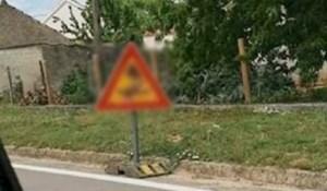 Pogledajte novi prometni znak na hrvatskim cestama! Ekipa se odmah složila oko njegovog značenja