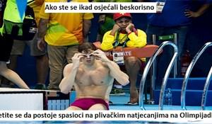 Umrijet ćete od smijeha na 11 najboljih fora s ovogodišnjih Olimpijskih igara!