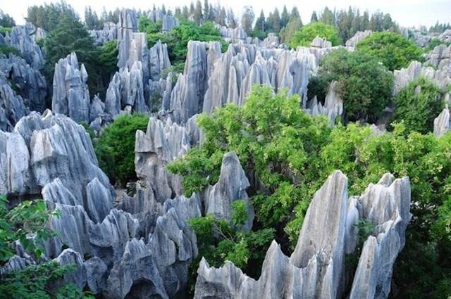 270 milijuna godina stare masivne kamene formacije pod zaštitom UNESCO-a