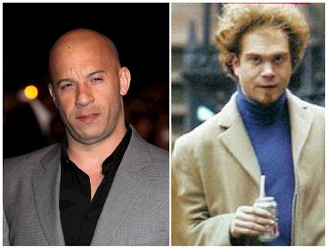 Mark Sinclair Vincent (Vin Diesel ) i Paul Vincent