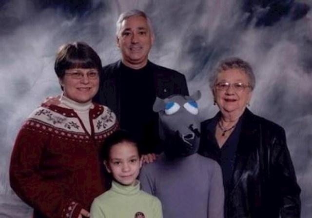 """""""Bila sam preuživljena u ulogu štakora u Orašaru da sam nosila taj kostim na obiteljskoj fotki"""""""