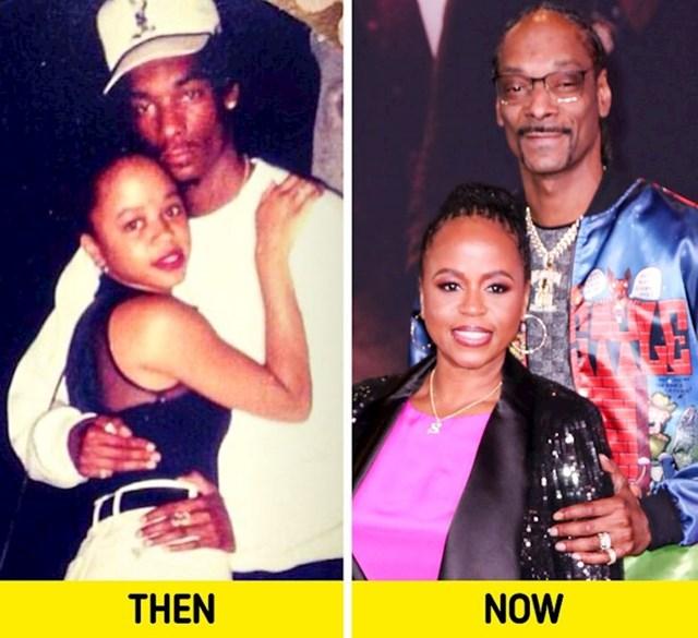 Snoop Dogg i Shante Broadus