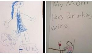 20 crteža koji dokazuju da su djeca najtalentiraniji umjetnici