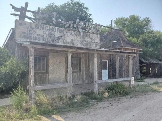 8. Grad duhova u Južnoj Dakoti