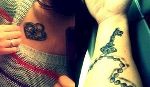 Jedina ružnija stvar od loše tetovaže je kada par ima zajedničku lošu tetovažu. Izabrali smo najgore