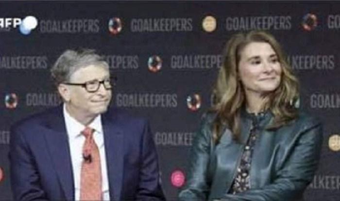 Ako ste razbijali glavu zbog razloga kraha braka Billa Gatesa, urnebesna analiza stiže iz regije