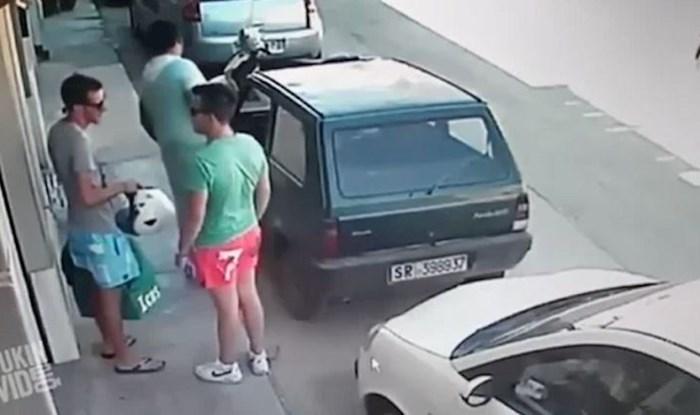 Cijeli internet umire od smijeha zbog načina na koji ovaj tip izlazi s parkirnog mjesta