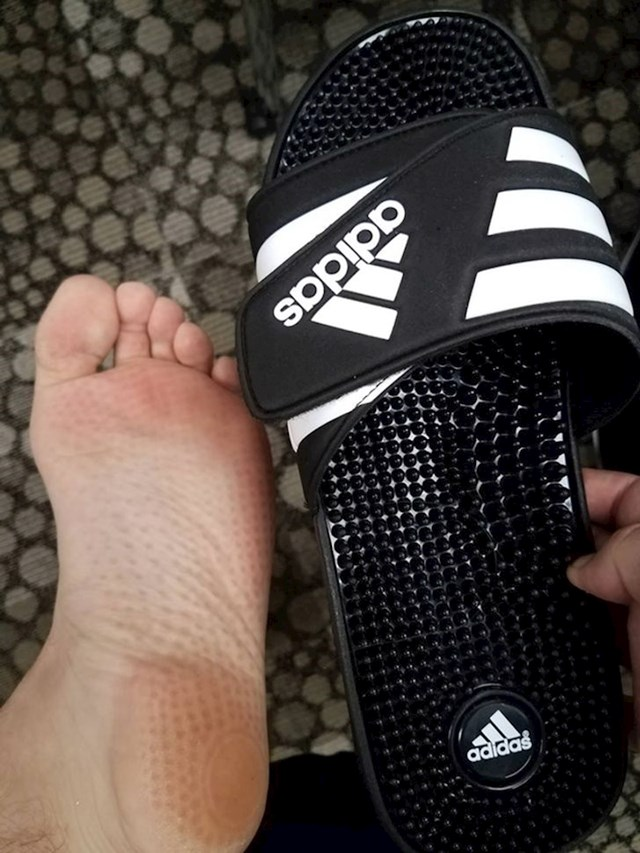 13. Muka za stopala!