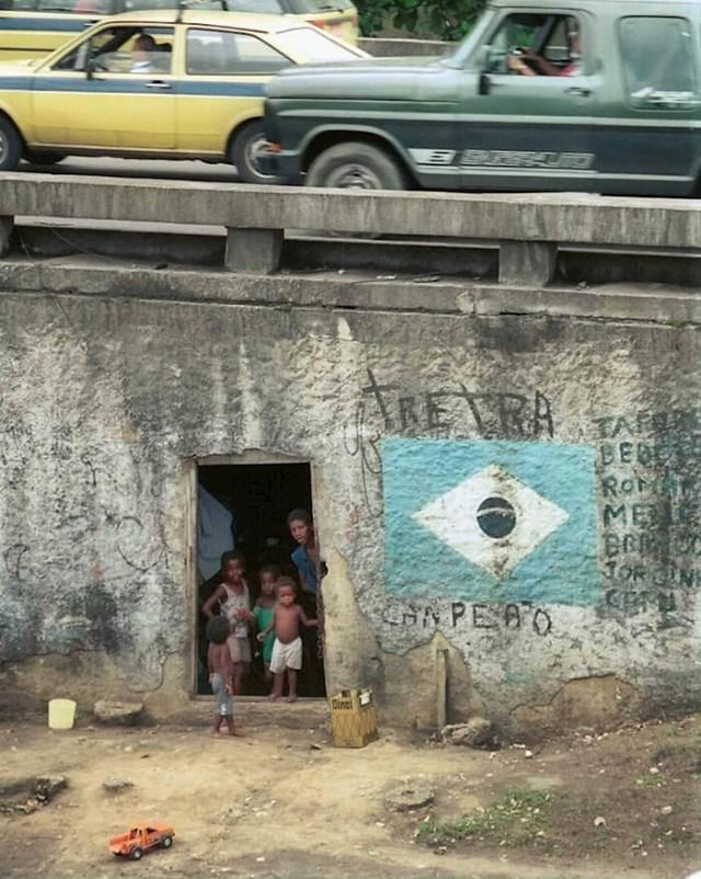 Negdje u Brazilu tokom devedesetih