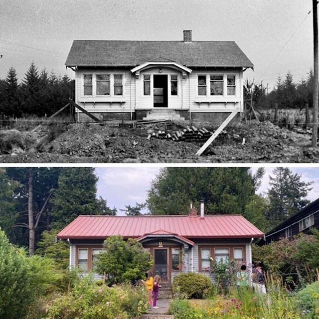 """""""Kuća mog djeda i moje bake sagrađena je prije 102 godine"""""""