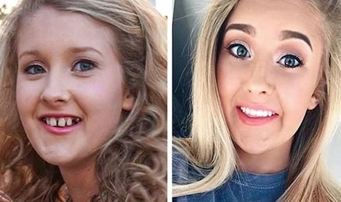 19 ljudi koji su promijenili samo jedan detalj na svom licu, a transformacija je nevjerojatna