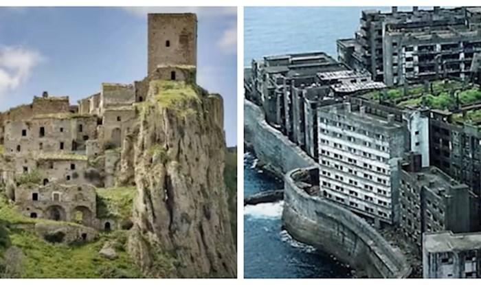 15 velikih gradova koji jesu ili će uskoro postati gradovi duhova, iako su prekrasni
