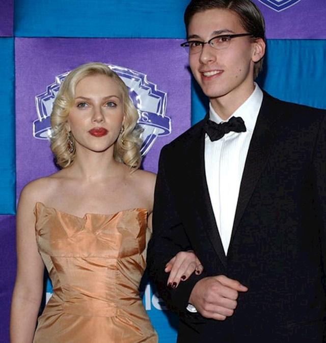 Scarlett Johansson i Hunter