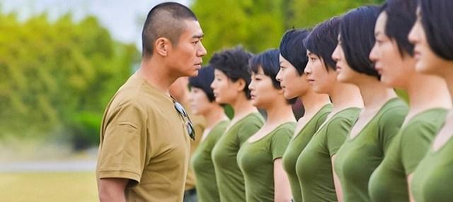 Vojska poznata po jako atraktivnim ženama
