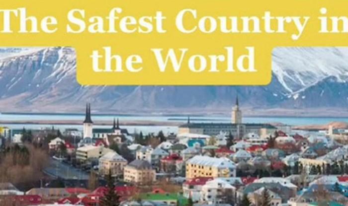 6 činjenica o Islandu koje ga čine jednim od najsigurnijih mjesta za život