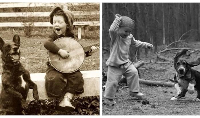 25 fotki koje su čisti dokaz da bi svako dijete trebalo odrastati uz kućnog ljubimca