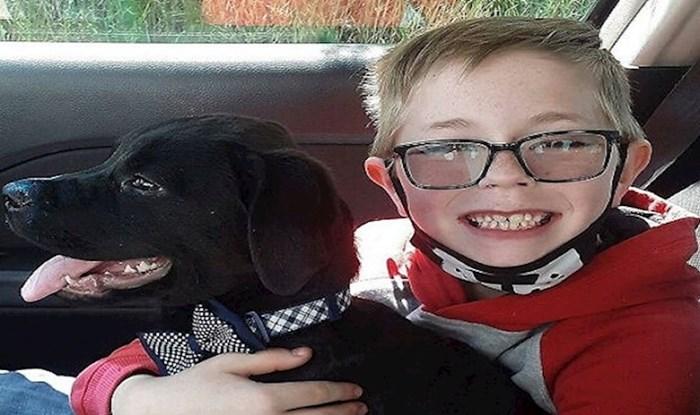 Dječak je prodao svoje najdraže igračke da bi spasio bolesnog psa; priča od koje ćete zasuziti!