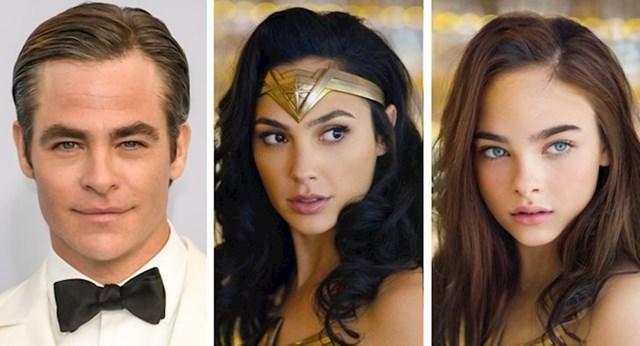 Steve Trevor i Diana, Wonder Woman
