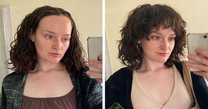 19 žena kojima su šiške potpuno promijenile izgled i učinile ih neprepoznatljivima!