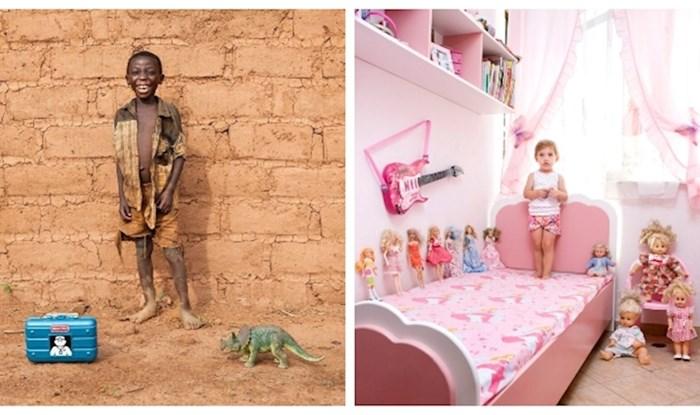 21 fotka djece s njihovim najdražim igračkama; galerija će vas istovremeno raznježiti i rastužiti