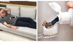 Šef zaspao na poslu, zaposlenici napravili urnebesne fotomontaže koje su obišle svijet!