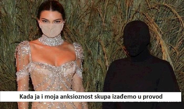 Internet gori od memeova s Met Gale; najgore je prošla Kim Kardashian, ali ni druge nisu štedili!