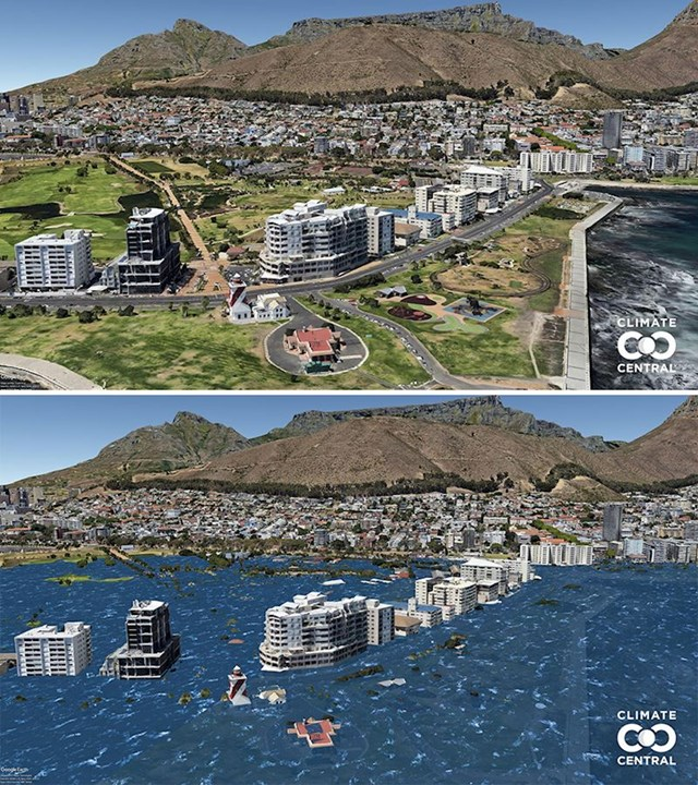 Cape Town, Južnoafrička Republika