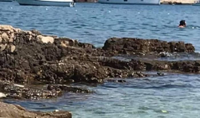 U plićaku jedne plaže na Jadranu osvanuo je urnebesan znak upozorenja i nasmijao tisuće!