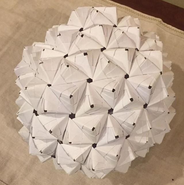 Origami od domaćih zadaća
