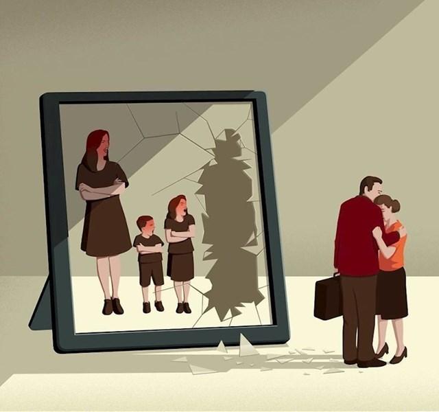 Napuštanje obitelji