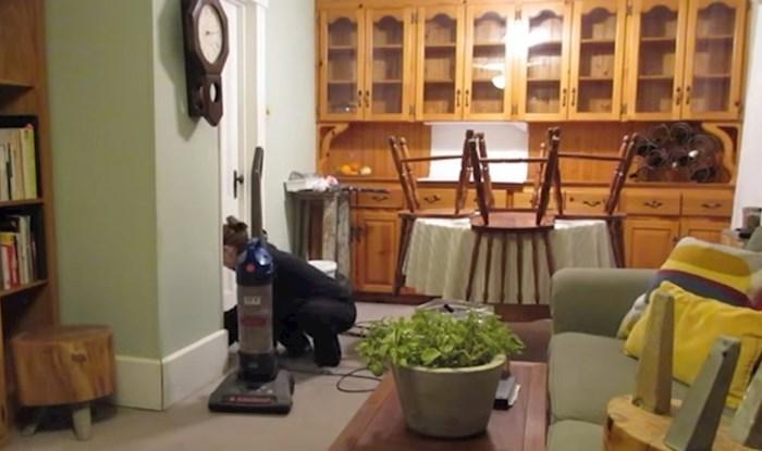 Staru sobu su renovirali na najjeftiniji moguć način, rezultat je svejedno izgledao iznenađujuće dobro