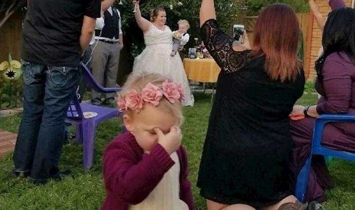 Otkud vam ideja da djeca vole vjenčanja? Pogledajte 12 smiješnih slika koje dokazuju suprotno