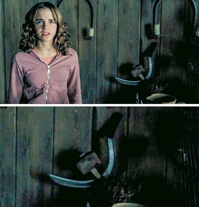 """""""Gledao sam treći film o Harryju Potteru i primijetio sam srp i čekić u jednoj sceni."""""""