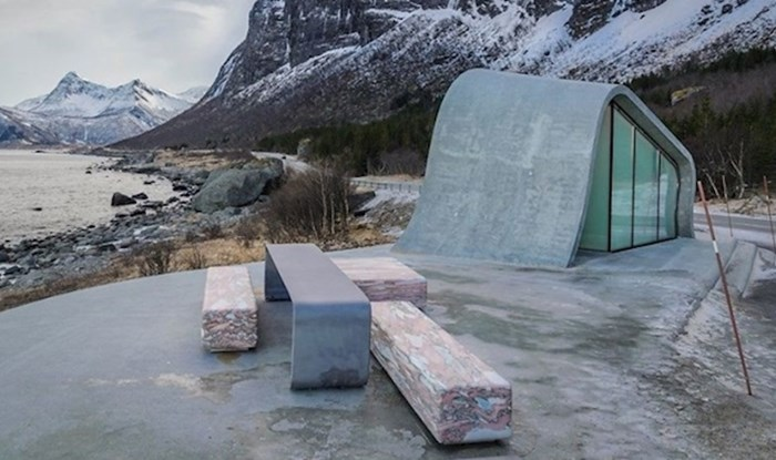 Norvežani su izgradili vjerojatno najljepši javni WC na svijetu, pogledajte kako izgleda