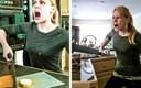 15 smiješnih slika koje pokazuju kako to izgleda kad se djevojke počnu baviti čudnim stvarima