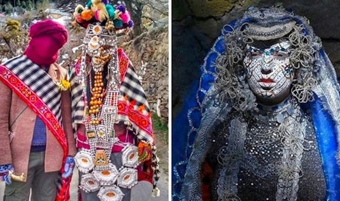 Ove vjenčanice iz drugih krajeva svijeta će vam možda promijeniti mišljenje o tome kako mladenka treba izgledati