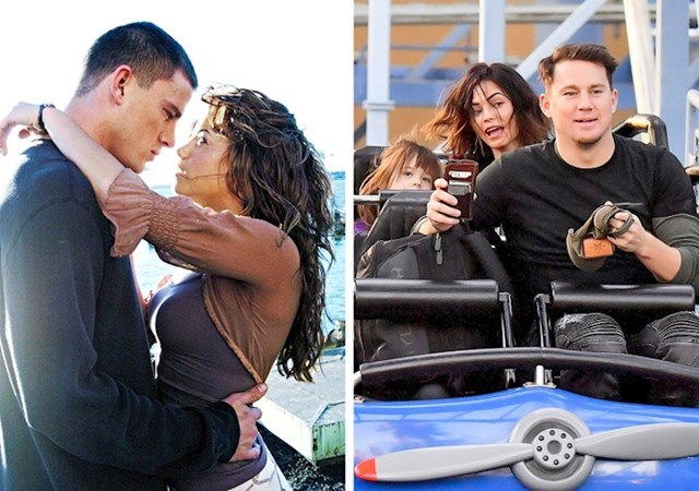 Channing Tatum i Jenna Dewan (Step Up)