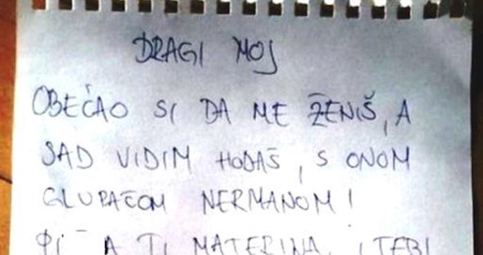 Razočarana žena se posljednji put pisala bivšem partneru, njeno pismo je postalo hit na internetu