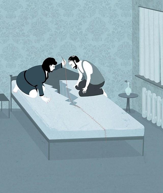 Problemi u braku i pomirbe