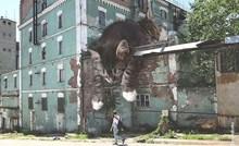 Ovaj umjetnik stvara slike koje pokazuju kako bi izgledao svijet ogromnih mačaka