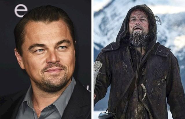 Leonardo DiCaprio - Povratnik