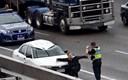 Mladić je imao prometnu nesreću na autocesti, policajca je zamolio da mu slika fotku za uspomenu