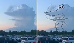 Ovi zanimljivi primjeri će vam dokazati da oblaci ponekad pretvore nebo u pravo malo kazalište
