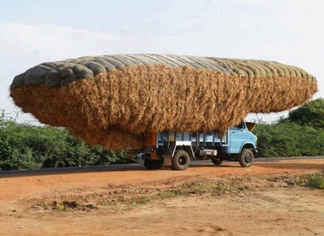Kamion u Indiji