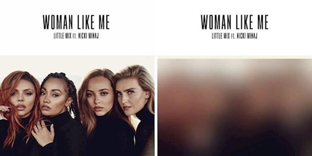 Little Mix Ft. Nicki Minaj - Woman Like Me