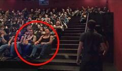 5 nesvakidašnjih trenutaka snimljenih u kinu: Kad su išli na film, nisu mislili da će vidjeti ovo