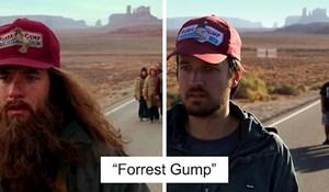 Ovaj par rekreira scene iz filmova na mjestima na kojima su stvarno snimljeni
