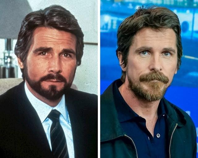 James Brolin & Christian Bale