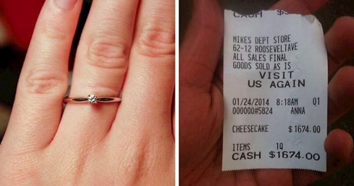 Žena je izvrijeđala zaručnika kad je vidjela koliko je platio prsten, ostali su joj odlično odgovorili