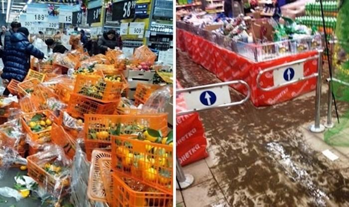 Ušli su u supermarket i zatekli kaos: 22 čudna prizora koje su ljudi slikali tijekom shoppinga